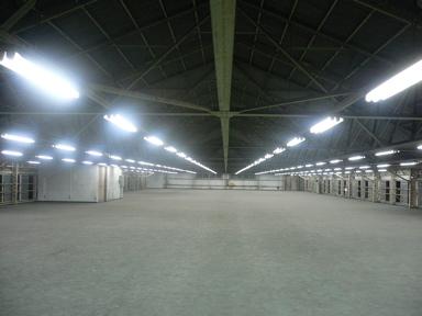名村造船所・製図室