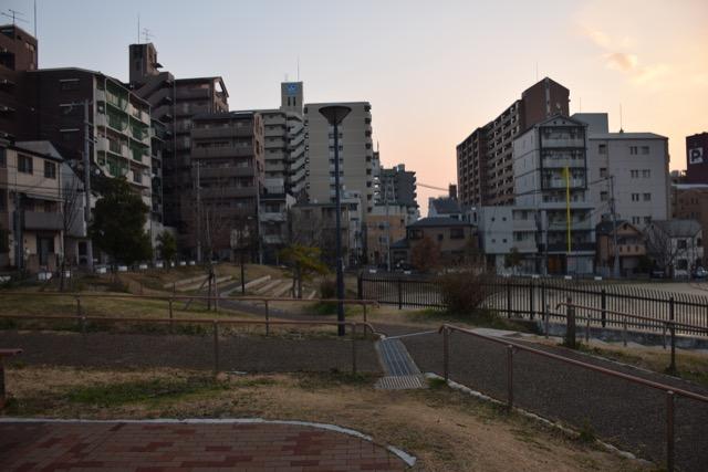 阪神淡路大震災20周年・六甲町